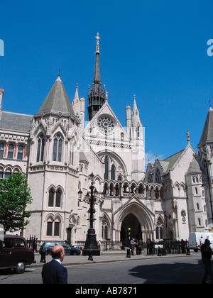 The Royal Courts Of Justice Strand London GB