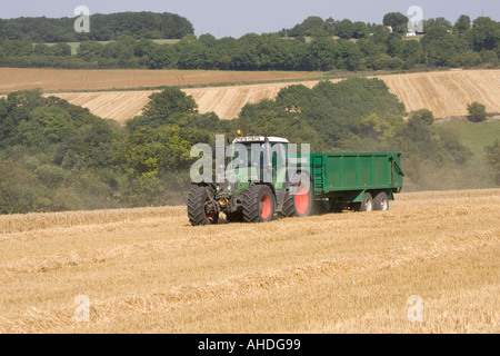 tractor trailer stock photos & tractor trailer stock