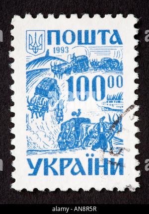 Stamp Ukrainian Fashion Week