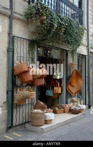 Uzes Languedoc Roussillon France Stock Photos & Uzes Languedoc ...
