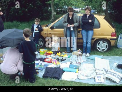 Basildon Car Boot Sale Saturday
