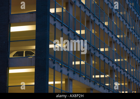 multi storey car park stock photos multi storey car park. Black Bedroom Furniture Sets. Home Design Ideas