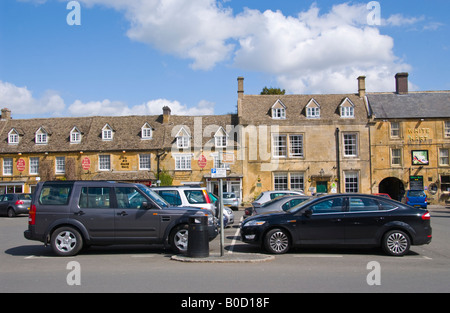 Stow On The Wold Car Park