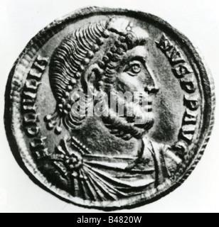 CONSTANTINE I. (FLAVIUS VALERIUS AURELIUS CONSTANTINUS):