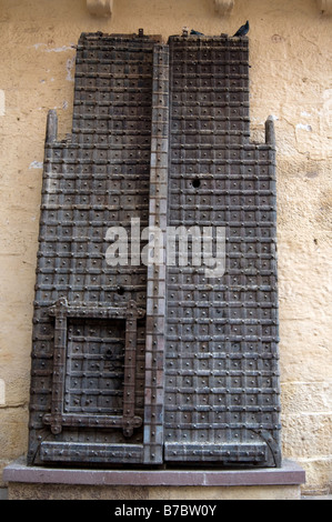 Meherangarh Fort. Jodhpur. Rajasthan. India. - Stock Image
