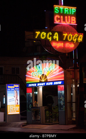 Mustag sallys strip club