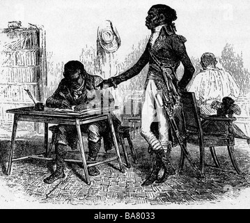 toussaint louverture essay Free essay: with the advancement in irrigation technology by french engineers and the increase in the popularity of sugar, the french colony of saint.