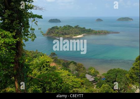 asia thailand eastern chantaburi chang national park