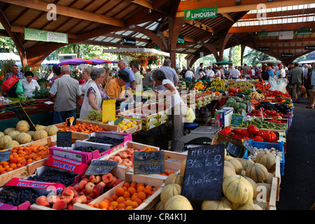 Brive Food Market