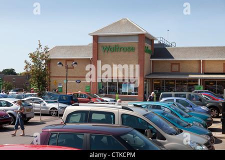 Waitrose Car Park Aylesbury