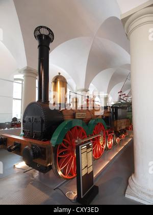 Saxonia (locomotive) - Wikipedia