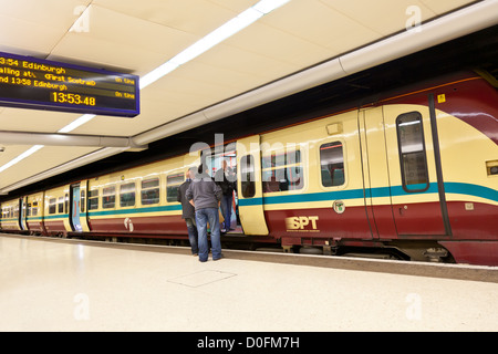 Glasgow Public Transport Stock Photos Amp Glasgow Public