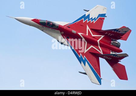 Confused Russian pilot in Bulgaria
