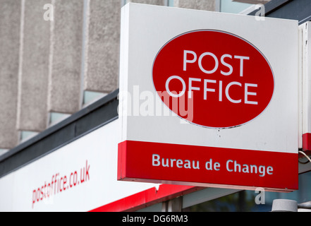 Bureau stock photos bureau stock images alamy - Post office bureau de change exchange rates ...