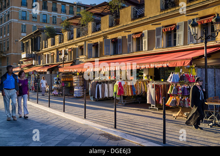 Rue stock photos rue stock images alamy - Piscine saint francois nice ...