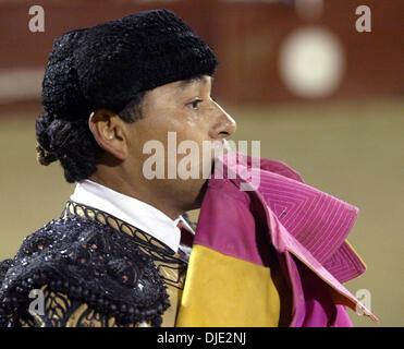 Mar 12, 2004; Gustine, CA, USA; The Most Celebrated Rejoneador In
