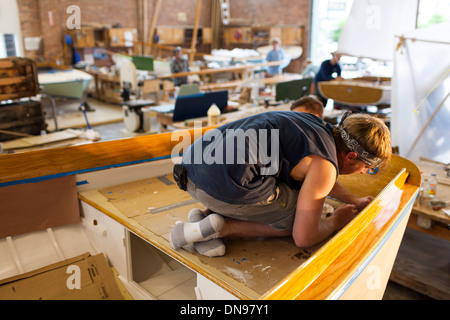 Boatbuilding Stock Photos & Boatbuilding Stock Images - Alamy