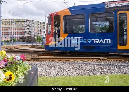 Sheffield Supertram - Dawlish Trains – Digital Photographic ...