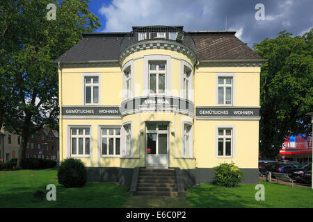 jugendstil villa stock photos jugendstil villa stock images alamy. Black Bedroom Furniture Sets. Home Design Ideas
