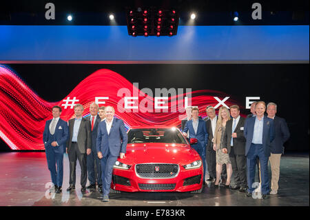 new car launches september 2014New Car Launch Stock Photos  New Car Launch Stock Images  Alamy