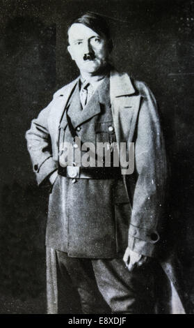 an analysis of the topic of the role of adolf hitler during the nazi germany The role of women and children in nazi germany 1498 words | 6 pages adolf hitler in 1933, germany became the living hell for a lot people in germany.