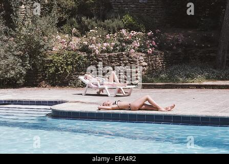 Ludivine stock photos ludivine stock images alamy for Charlotte rampling the swimming pool