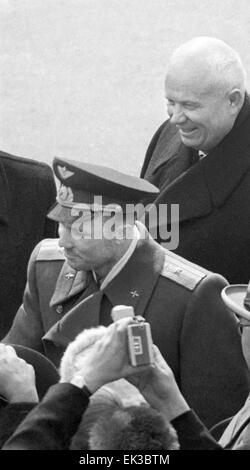 a biography of nikita khrushshev the first secretary of the communist party of the soviet union Nikita khrushchev soviet union rating and  communist party  it was a t that time that the first secretary's nuclear emphasis came into conflict wit h 13 5.
