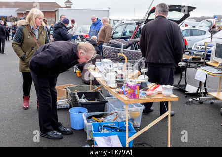 Southport Car Boot