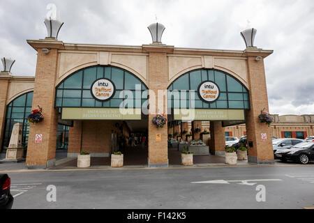 Orient Car Park Trafford Centre