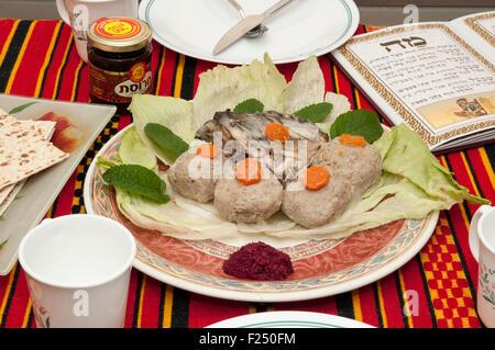 Jewish stock photos jewish stock images page 15 alamy for Jewish fish dish