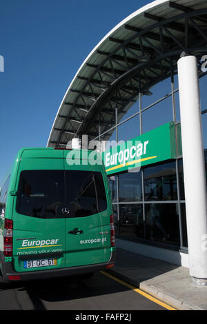 Europcar Hire Special Car Rental With Unlimited Kilometres Induced