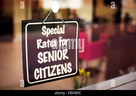 Essay about concern for senior citizens