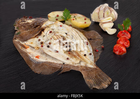 Turbot stock photos turbot stock images alamy for Turbot fish price