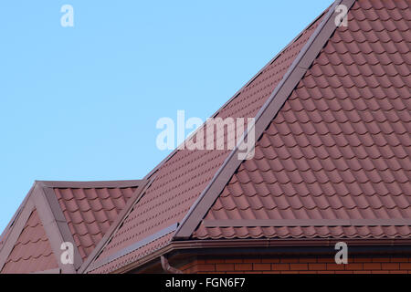 Pr stock photos pr stock images alamy for Modern roofing materials