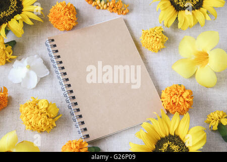 brown paper bag background flwers marigold on white background stock photos marigold on white
