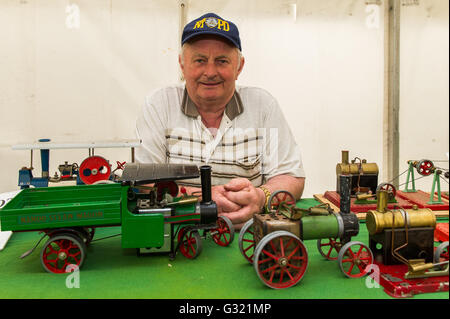 Miniature Steam Engines Stock Photos & Miniature Steam Engines Stock