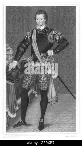John Dudley, 2nd Earl of Warwick
