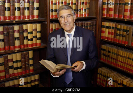 New Lord Chief Justice For England And Wales