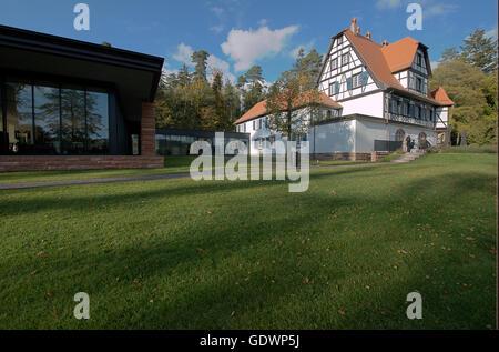 Jugendstil villa stock photos jugendstil villa stock for Hotels wingen sur moder
