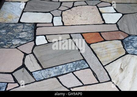 how to fix uneven tile floor