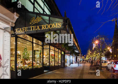 Tea Rooms Dark Shops Wigan