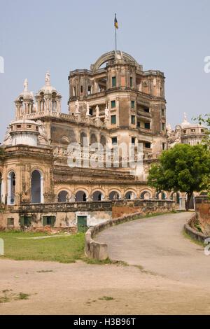 La Martiniere School in Lucknow, Uttar Pradesh, India. - Stock Image