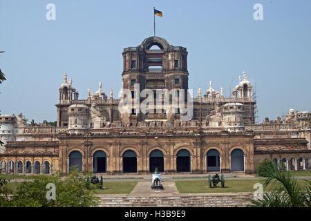 La Martiniere School in Lucknow, India. - Stock Image