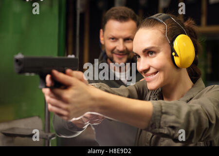 Trigger stock photos trigger stock images alamy for 12 gauge shotgun lying on the floor