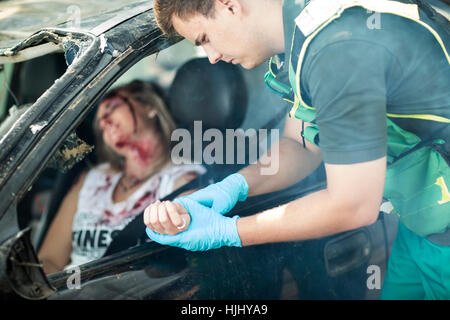 Car Crash Helpline