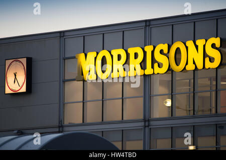 Morrisons Leamington Spa Car Wash