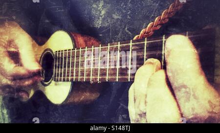 savane sgp-na – 12 guitare acoustique